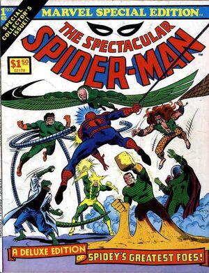 Marvel Special Edition Vol 1 1