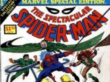 Marvel Special Edition Vol 1 1