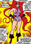 Medusalith Amaquelin (Earth-616) Fantastic Four costume from Fantastic Four Vol 1 132