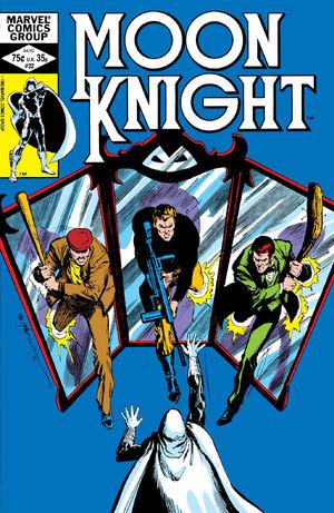 Moon Knight Vol 1 22