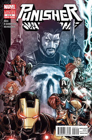 Punisher War Zone Vol 3 2