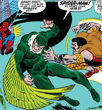 Raniero Drago (Earth-616) from Amazing Spider-Man Vol 1 49 001