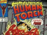 Saga of the Original Human Torch Vol 1