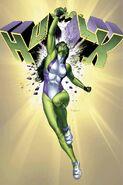 She-Hulk Vol 1 6 Textless