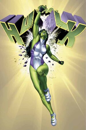She-Hulk Vol 1 6 Textless