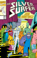Silver Surfer Vol 3 41