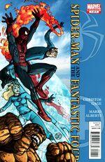 Spider-Man Fantastic Four Vol 1 1