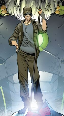 Stick (Earth-616) from All-New, All-Different Marvel Point One Vol 1 1 001