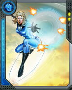 Susan Storm (Earth-616) from Marvel War of Heroes 021