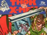 Thor and the X-Men (UK) Vol 1