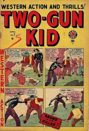 Two-Gun Kid Vol 1 7