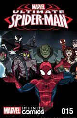 Ultimate Spider-Man Infinite Comic Vol 1 15