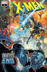 Uncanny X-Men: Winters End Vol 1 1