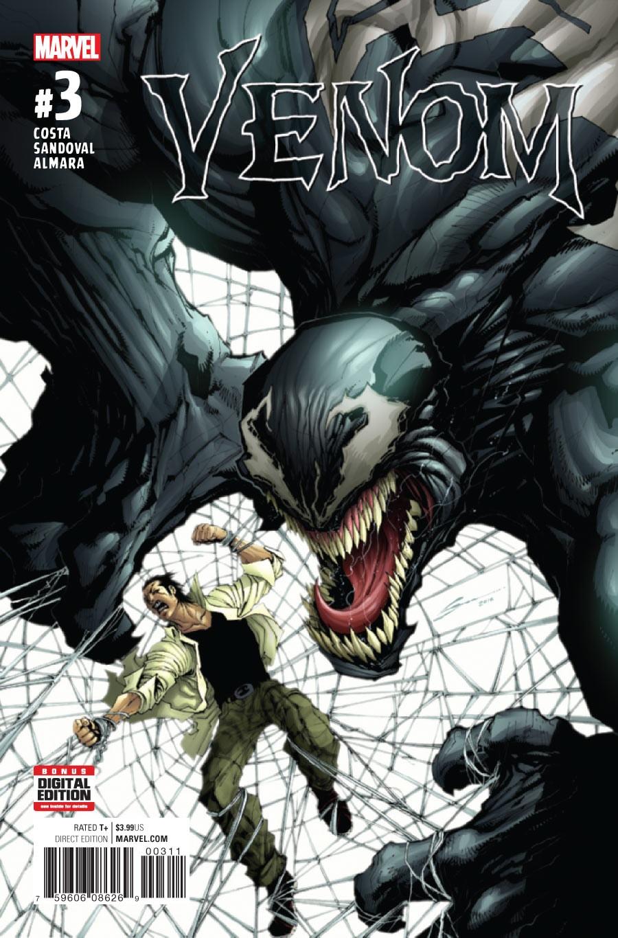 Venom Vol 3 3 | Marvel Database | FANDOM powered by Wikia