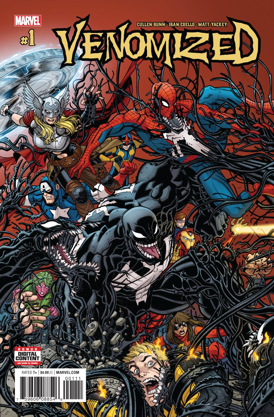 Image result for venomized 1