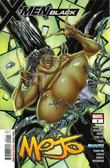 X-Men: Black - Mojo Vol 1 1