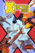 X-Tinction Agenda Vol 1 2 Textless