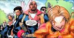 X-Treme Sanctions Executive (Earth-600123) from New X-Men Vol 2 11 0001