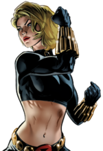 Yelena Belova (Earth-12131) from Marvel Avengers Alliance 001