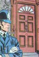10 Downing Street from Captain Britain Vol 1 17 0001