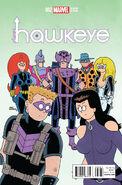 All-New Hawkeye Vol 2 2 Hembeck Variant