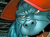 Ape (Morlock) (Earth-50302)