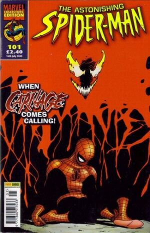 Astonishing Spider-Man Vol 1 101