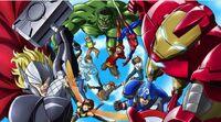 Avengers (Earth-14042) from Marvel Disk Wars The Avengers Season 1 1 0001