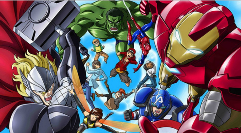 Avengers (Earth-14042) from Marvel Disk Wars The Avengers Season 1 1  0001.jpg