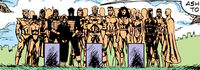 Avengers (Earth-90659) from Avengers West Coast Vol 1 59 0001