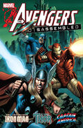 Avengers Disassembled Iron Man, Thor & Captain America TPB Vol 1 1