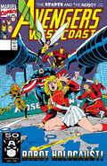 Avengers West Coast Vol 1 68