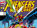 Avengers West Coast Vol 2 68