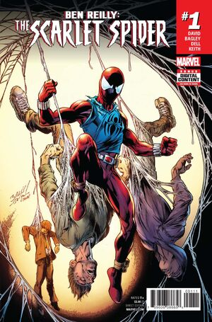 Ben Reilly Scarlet Spider Vol 1 1