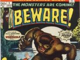 Beware Vol 1 1