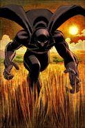 Black Panther Vol 4 1 Textless