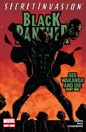 Black Panther Vol 4 39