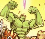 Bruce Banner (Earth-88201) from Avengers Halloween Special Vol 1 1 001