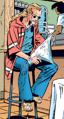 Buzz (Earth-616) from Amazing Spider-Man Vol 1 407 001