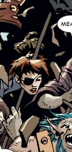 Callisto (Earth-11080) from Marvel Universe Vs. The Avengers Vol 1 2 0001