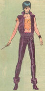 Callisto (Earth-616) from Official Handbook of the Marvel Universe Vol 2 2 0001