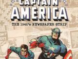 Captain America: The 1940's Newspaper Strip Vol 1 1