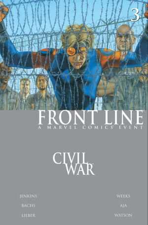 Civil War Front Line Vol 1 3