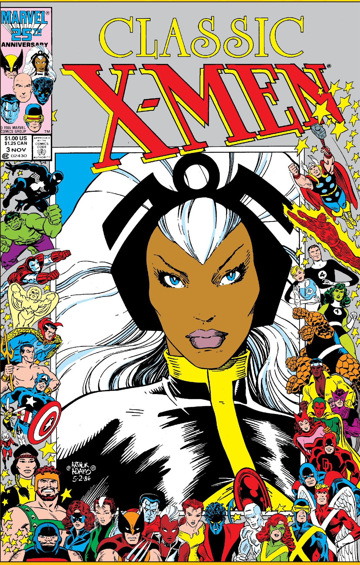 Classic X-Men Vol 1 3.jpg