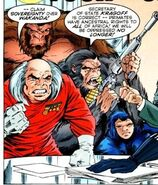 Communists of Gorillagrad (Earth-9602) from Challengers of the Fantastic Vol 1 1 0001
