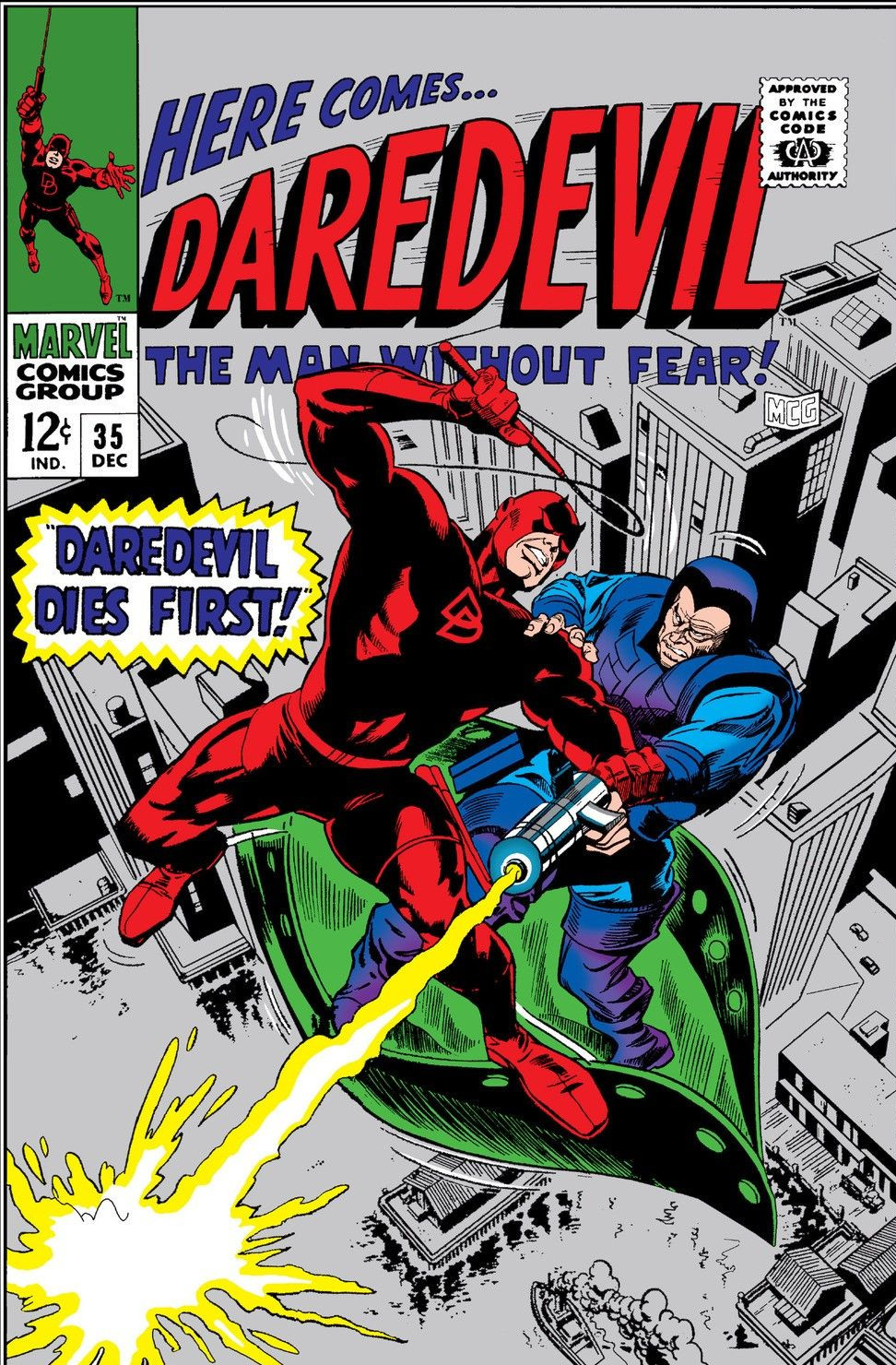 Daredevil Vol 1 35