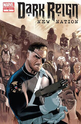 Dark Reign: New Nation Vol 1 1