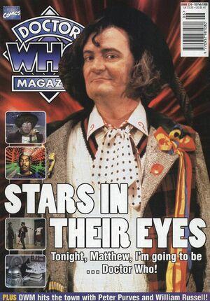 Doctor Who Magazine Vol 1 274