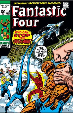 Fantastic Four Vol 1 114