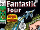 Fantastic Four Vol 1 114